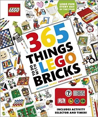 365 Things To Do With LEGO® Bricks - (HB)