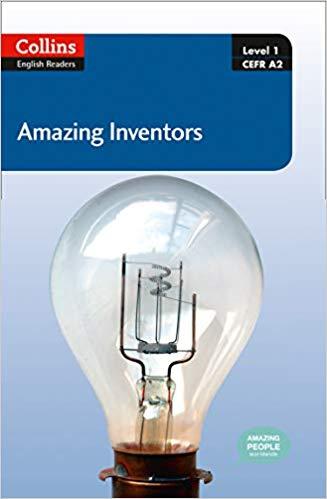 Amazing Inventors : A2 (Collins Amazing People ELT Readers)