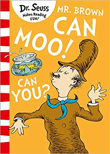 Mr Brown Can Moo! Can You? -