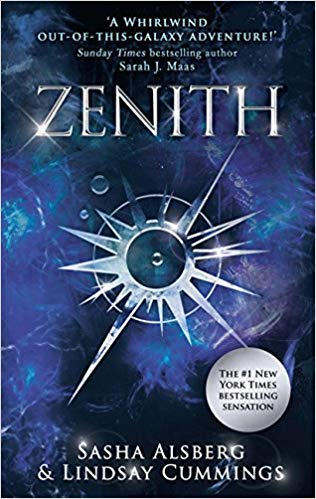 Zenith: 'A whirlwind out-of-this-galaxy adventure