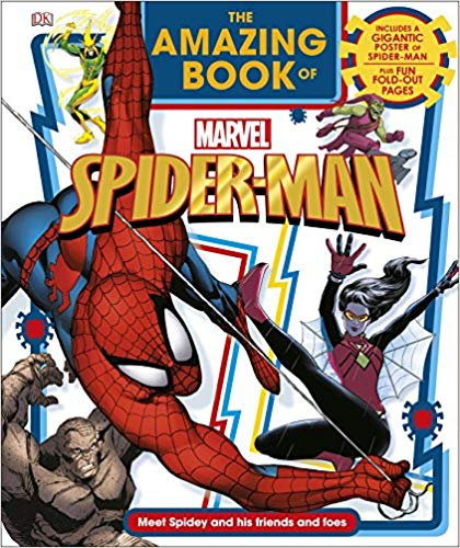 The Amazing Book of Marvel Spider-Man -