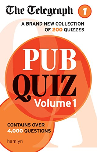 The Telegraph: Pub Quiz Volume 1