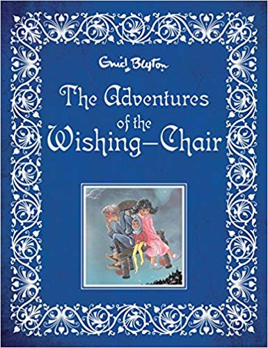 The Adventures of the Wishing-Chair -