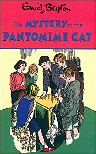 The Mystery of the Pantomime Cat