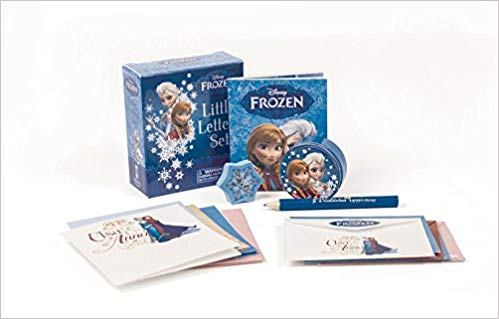 Frozen: Little Letters Set (Miniature Editions)