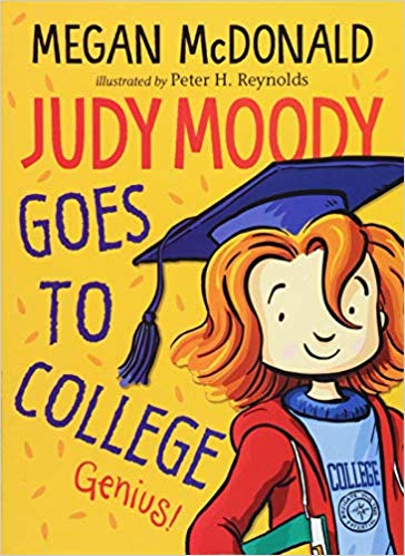 Judy Moody Goes to College (Book 8)