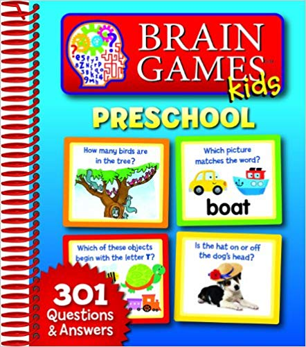 Brain Games Kids Preschool