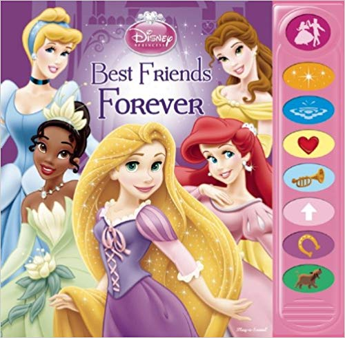 Disney Princess: Best Friends Forever -