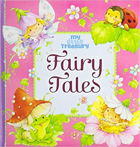 My Little Treasury Fairy Tales -