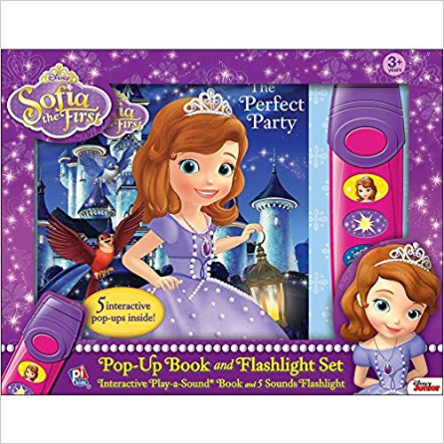 Flashlight Adventure Book Sofia the First