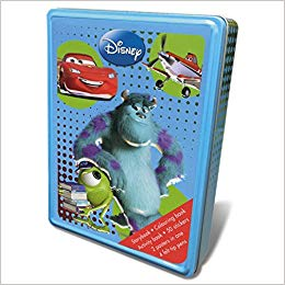 Disney Happy Tin Pixar -