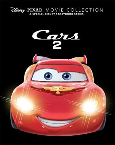 Disney Movie Collection Cars 2 -