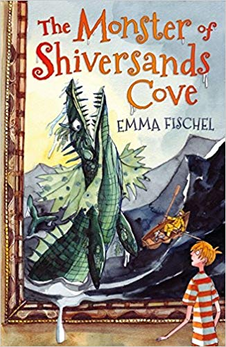 The Monster of Shiversands Cove (Black Cats)