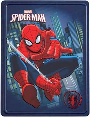 Marvel Spider-Man Happy Tin -