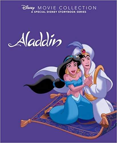 Disney Movie Collection Aladdin -