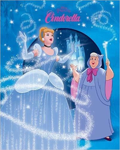 Disney Princess Cinderella (Forever Favourites) -