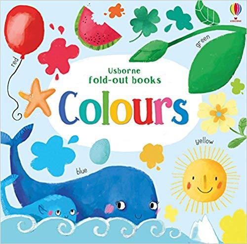 Colours (Fold Out Books)