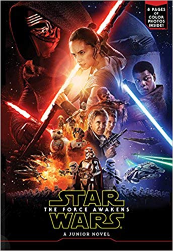 Star Wars The Force Awakens Junior
