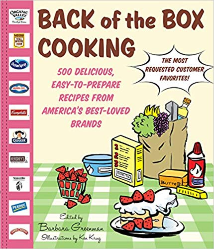 Back Of The Box Cooking: 500 Delicious, Easy-to-Prepare