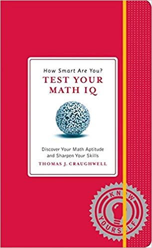 How Smart are You? Test Your Math IQ (Know Yourself)