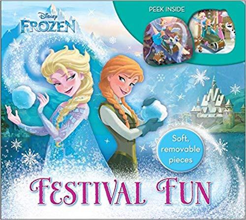 Frozen Festival Fun (Peek Inside)