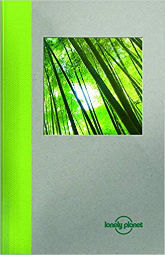 Lonely Planet Small Green Notebook -