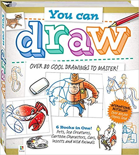 You Can Draw (binder relaunch)