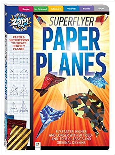 Zap! Superflyer Paper Planes