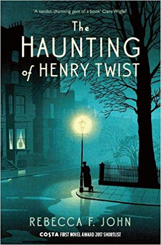 The Haunting of Henry Twist: Shortlisted for the Costa First Novel Award