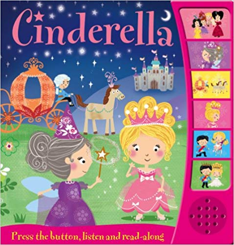 Cinderella (3D Pop Scenes)