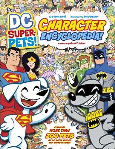 DC Super Pets Encyclopedia (DC Comics: DC Super-Pets)