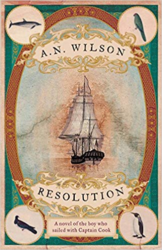 Resolution: a novel of Captain Cook's adventures of discovery to Australia,