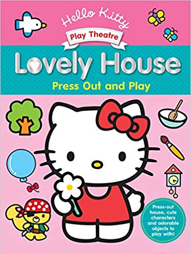 Hello Kitty Play Theatre Lovely House -