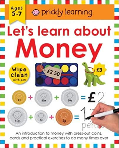 Wipe Clean Workbook Money (Wipe Clean Workbooks)
