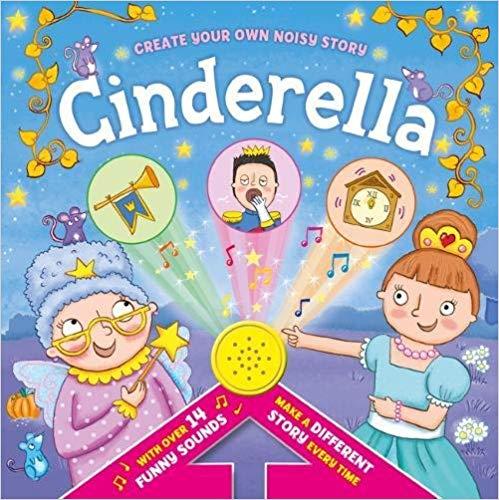 Cinderella (3D Pop Scenes) - (BB)
