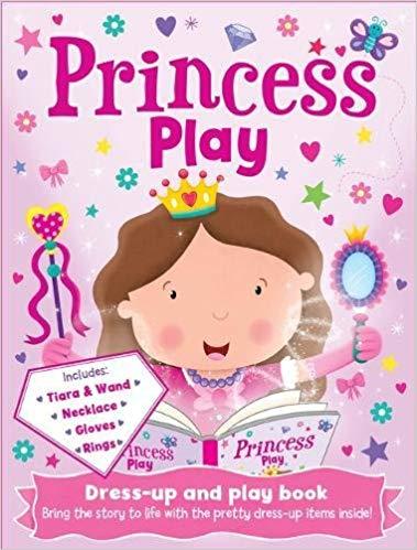 Princess Play (Play Book Dress-Up) -