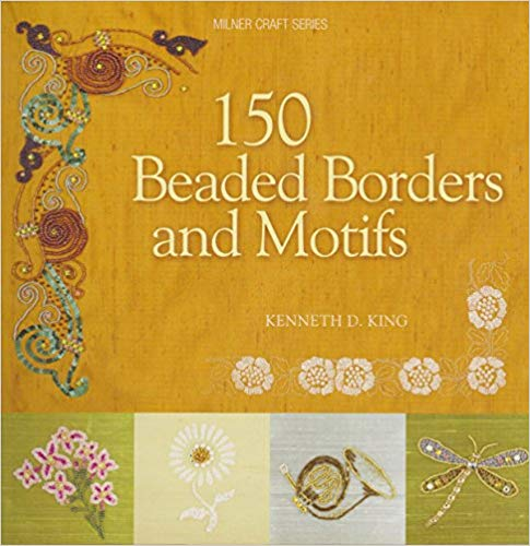 150 Beaded Borders and Motifs Paperback