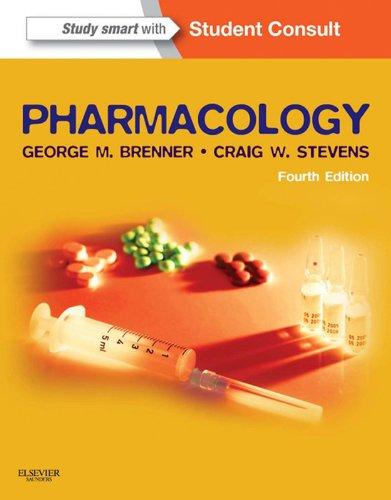 Pharmacology -