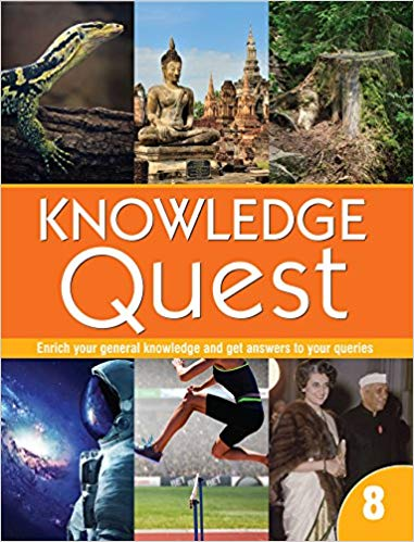 Knowledge Quest - 8