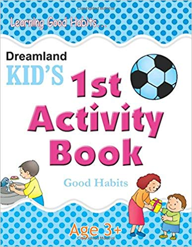 1st Activity Book - Good Habit: Good Habits