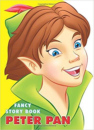 Peter Pan (Fancy Story Board-Books)