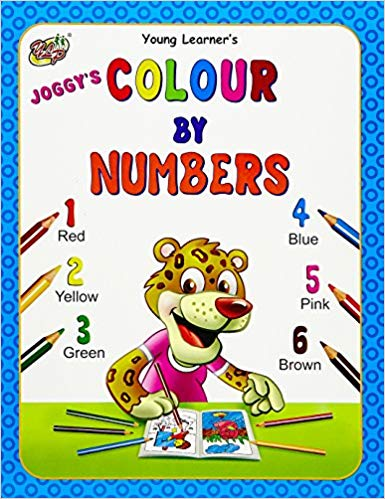 Joggys Colour By Numbers