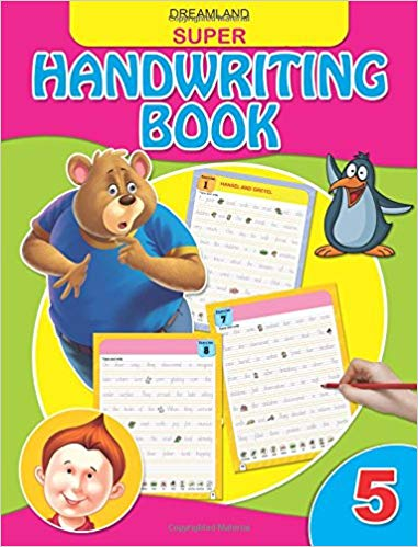 Super Handwriting Book