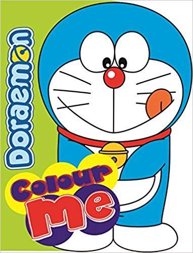 Doraemon Coloring Me 2