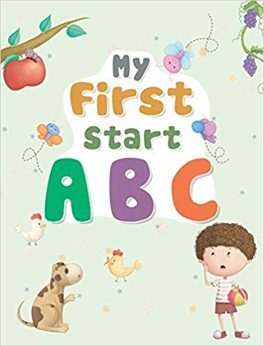 My First Start ABC (Primary Book)
