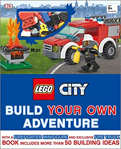LEGO City: Build Your Own Adventure - (HB)