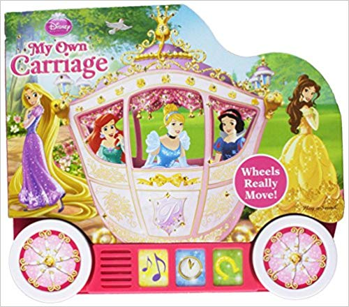 My Own Carriage Disney Princess (Little Music Note)