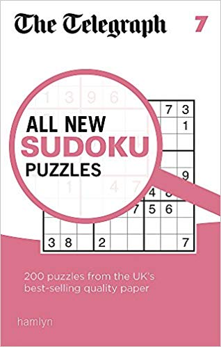 The Telegraph All New Sudoku Puzzles 7 (Telegraph Puzzle Books)