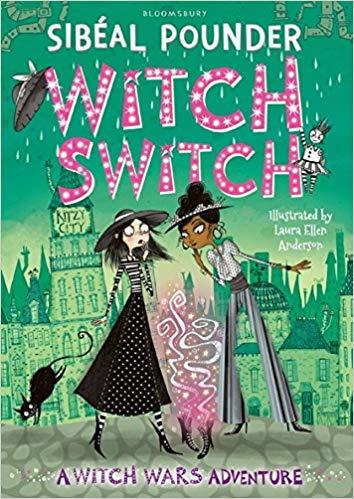 Witch Switch (Witch Wars) - (PB)