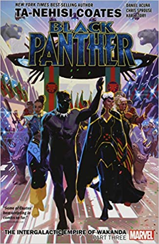 Black Panther Book 8